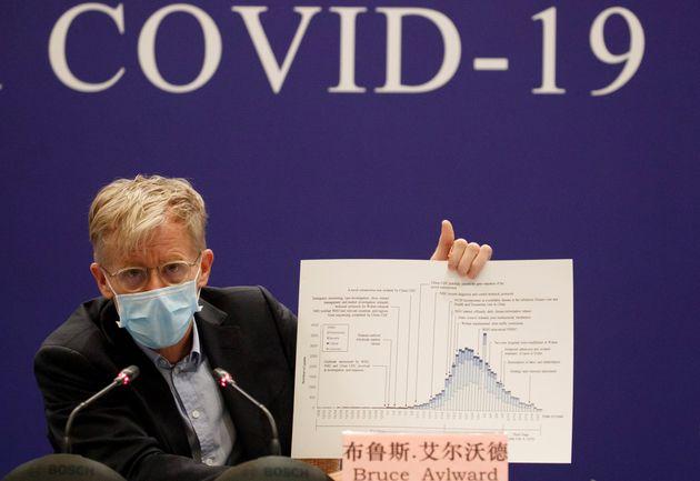 La hausse du nombre de cas du nouveau coronavirus en Chine semble freiner, mais des foyers se développent...