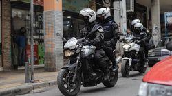Eνταση στην ΑΣΟΕΕ: Κουκουλοφόροι επιτέθηκαν σε αστυνομικό με