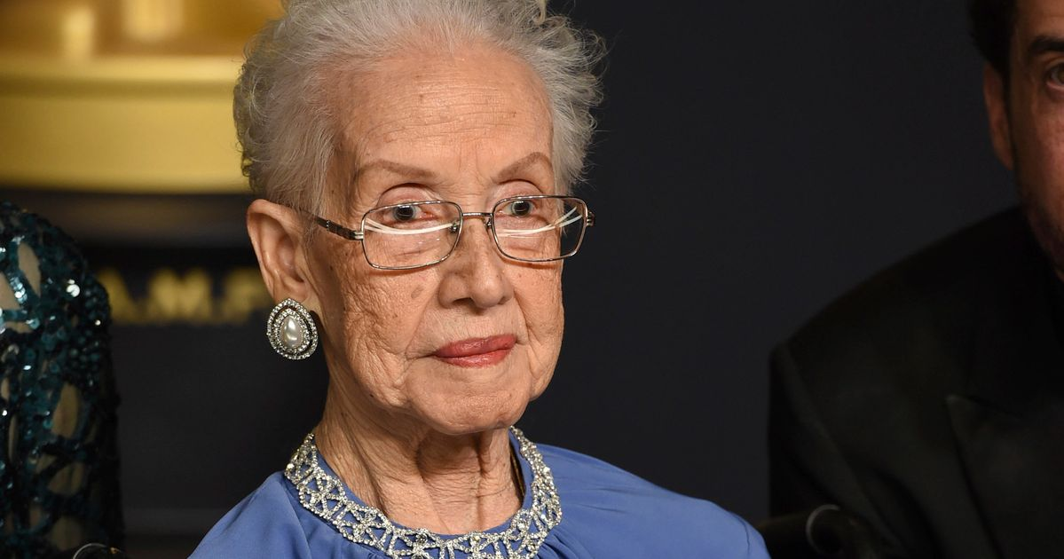 NASA Mathematician Katherine Johnson Dies At Age 101