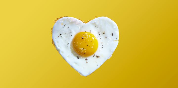 """The yolk of one large egg contains nearly <a href=""""https://fdc.nal.usda.gov/fdc-app.html#/food-details/171287/nutrients"""">200 milligrams</a> of cholesterol."""