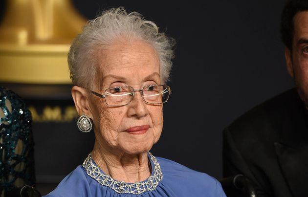 Katherine Johnson était âgée de 101