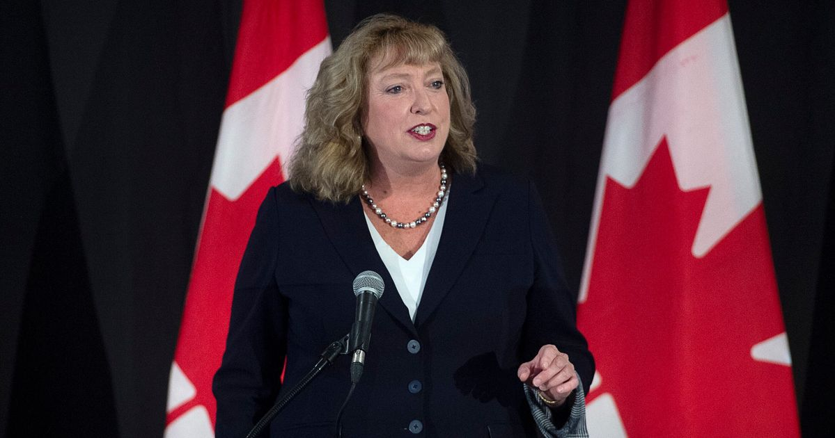 Tory Leadership Hopeful Says She'll Try To Bring Down Liberals Right Away