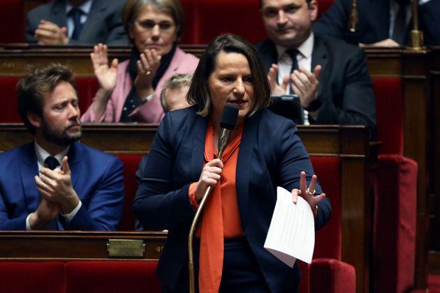 Valérie Rabault, présidente du groupe socialiste à l'Assemblée