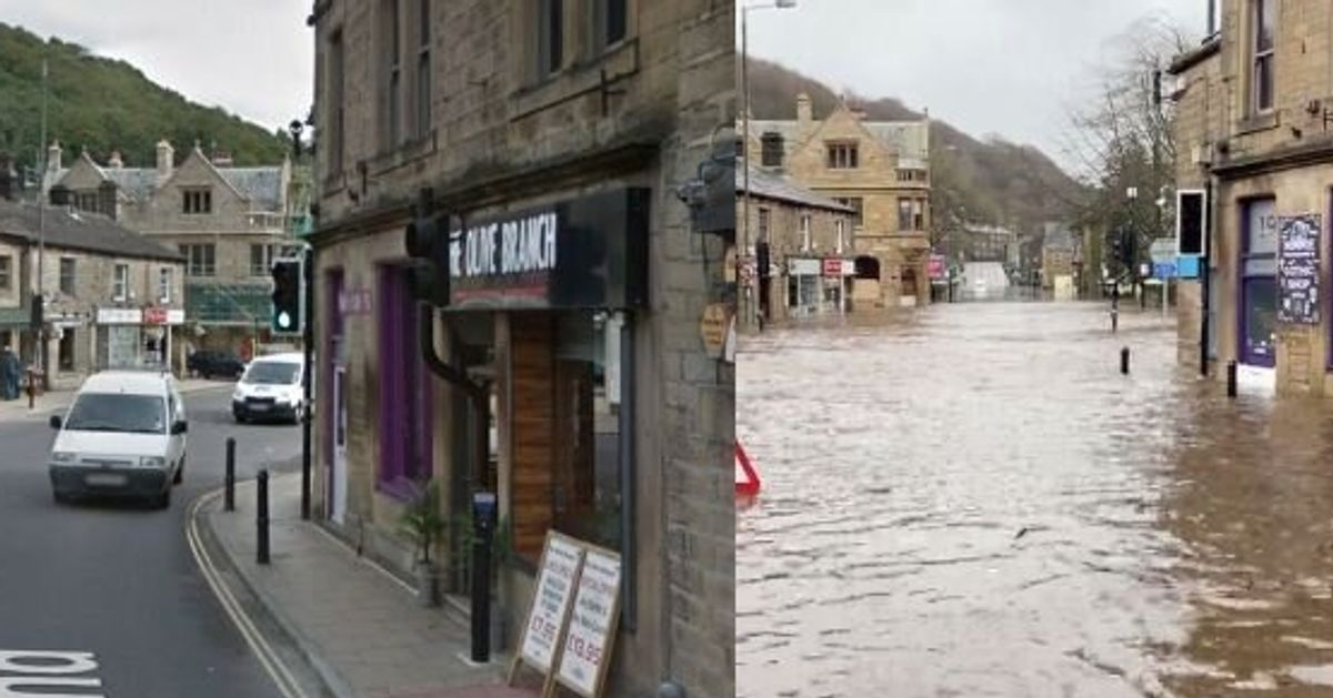Five Before-And-After Pictures That Show The Damage Done By February's Floods