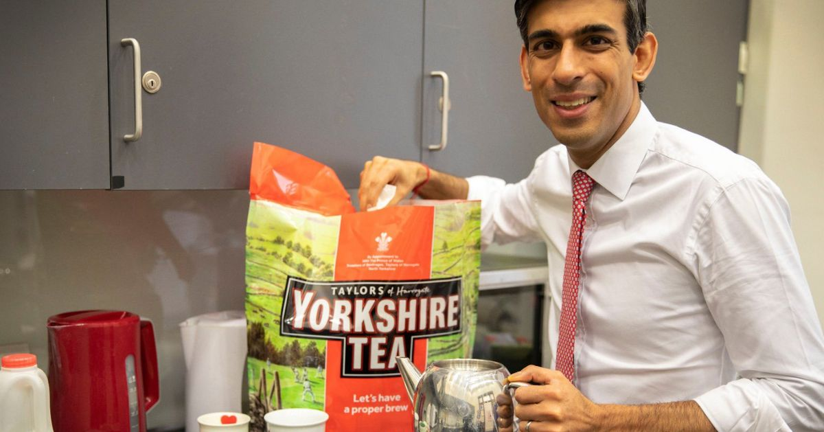 'Try To Be Kind': Yorkshire Tea Responds Brilliantly After Backlash Over Chancellor Tweet