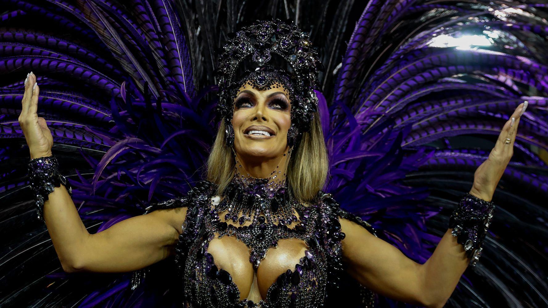 Meet The Transgender Dancer Who Is Shattering Brazilian Carnival Taboos