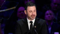Jimmy Kimmel Delivers Poignant, Emotional Opening Speech At Kobe Bryant