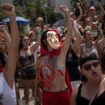 Carnaval serve para dizer o que queremos com nossos corpos, diz criadora do 'Mulheres