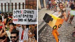 Quando o noticiário do Brasil já é motivo (suficiente) para inspirar fantasias de