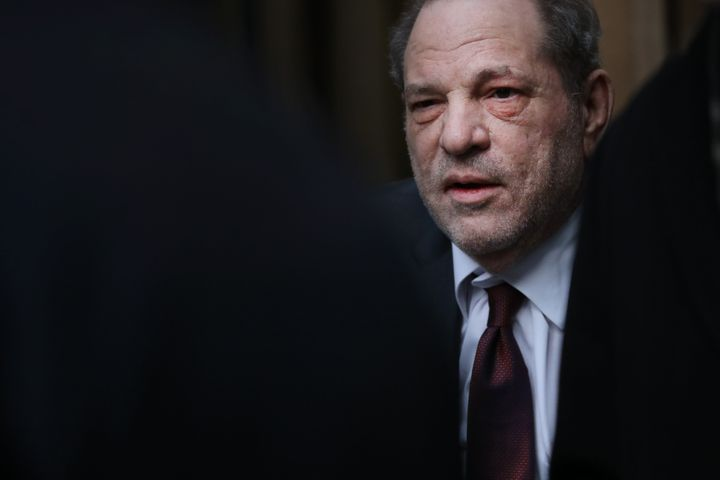 Harvey Weinstein was convicted Monday of rape and sexual assault.