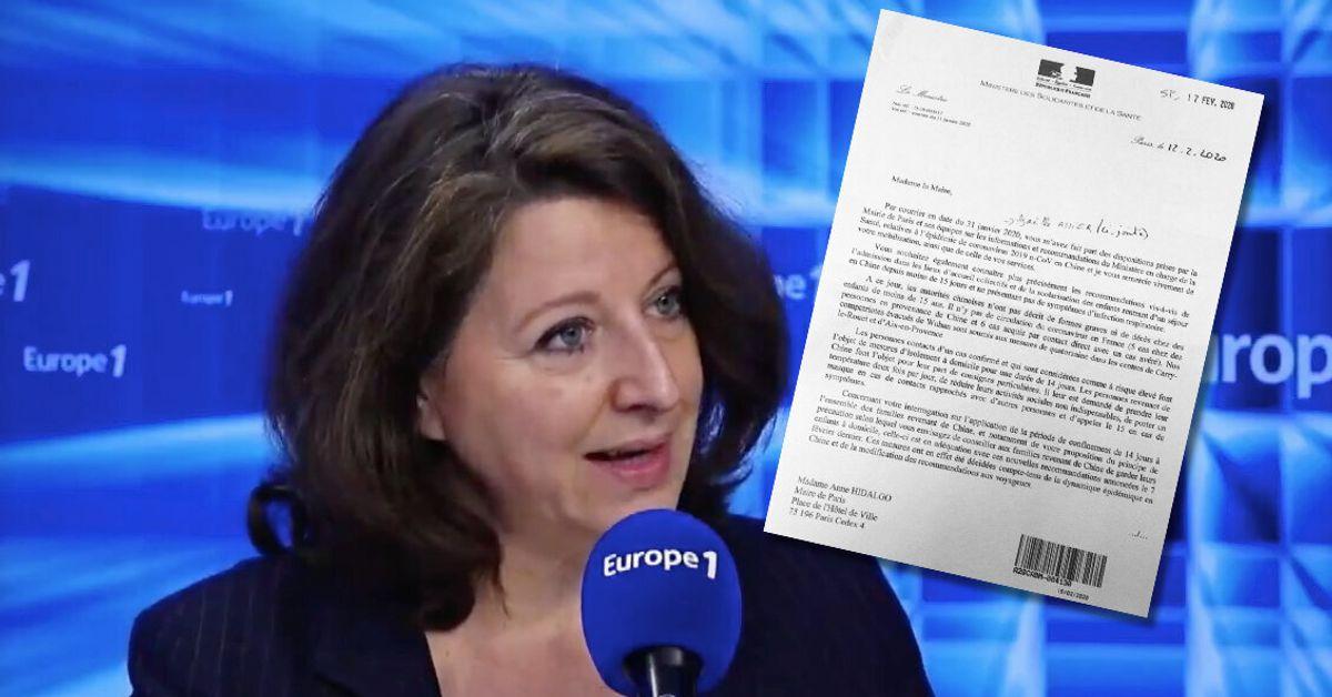 """""""Buzyn ment"""": Hidalgo publie une lettre de l'ex-ministre louant sa mobilisation face au coronavirus"""
