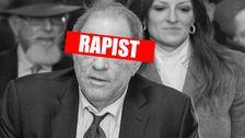 Harvey Weinsteinは有罪Rapist. 理由は以下の通りです