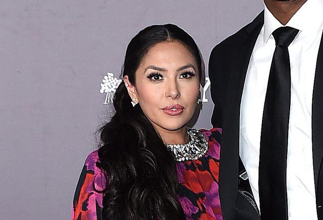 Vanessa Bryant lors d'un gala à Culver City en 2019 (photo