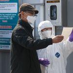 미국 타임지가 꼽은 한국 내 코로나19 확진자 수 증가의