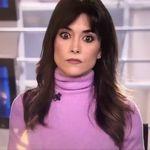 Un reportero destapa lo que ocurrió en pleno informativo de Telecinco que dejó a la presentadora con esta