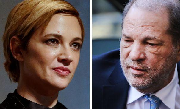 """Asia Argento sulla condanna a Weinstein: """"Non vivrò più"""