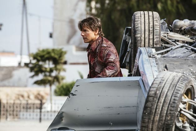 Tom Cruise in Mission: Impossible - Rogue