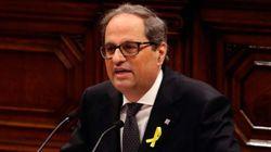El TSJC rechaza investigar la querella del PP contra Torra por