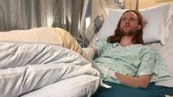 ΗΠΑ: Έσπασε το πόδι του και σύρθηκε για 10 ώρες μέσα στο δάσος για να βρει