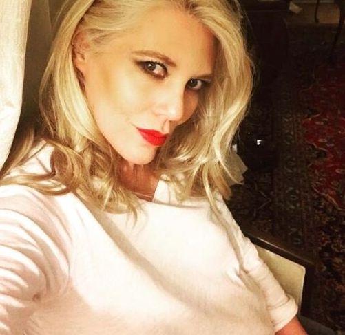 """Eleonora Daniele: """"Sono rimasta incinta naturalmente. A"""