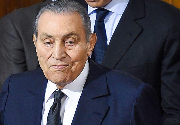 È morto Hosni Mubarak, l