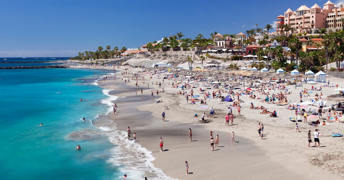 Tenerife Hotel Under Lockdown After Guest Tests Positive For Coronavirus