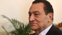 L'ex-président égyptien Hosni Moubarak est