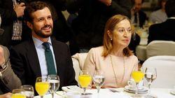 Casado quiere mantener la coalición PP+Cs en las próximas generales para no
