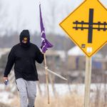Ontario Railway Cleared For Use After Police Remove Indigenous
