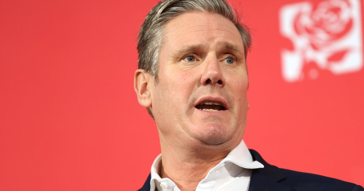 Keir Starmer Interview: 'Big' Victory In Labour Leadership Race Needed To Unite Party