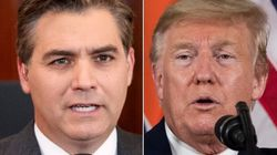 CNN's Jim Acosta Calls Out Trump's 'Record On Delivering The Truth' To His