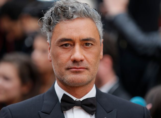 Taika Waititi at the Oscars earlier this month.