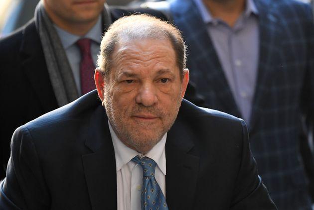 Harvey Weinstein est détenu en attendant de connaître sa