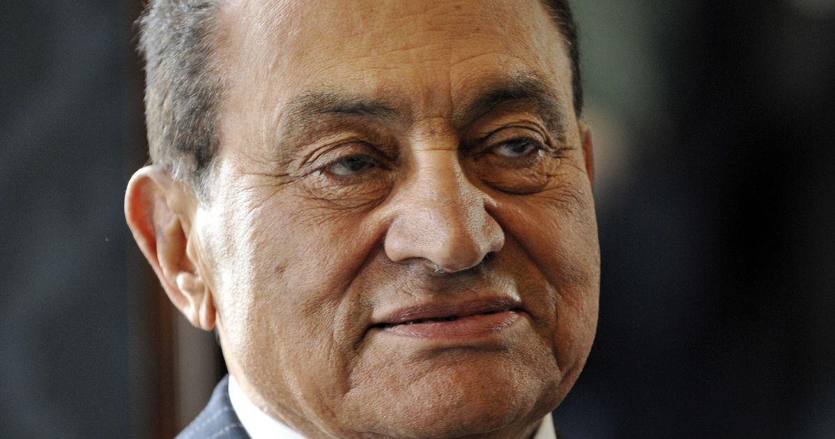 Moubarak, l'une des rares personnalités à mettre d'accord Israéliens et Palestiniens