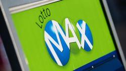 Lotto Max: gros lot de 70 M$ à l'enjeu