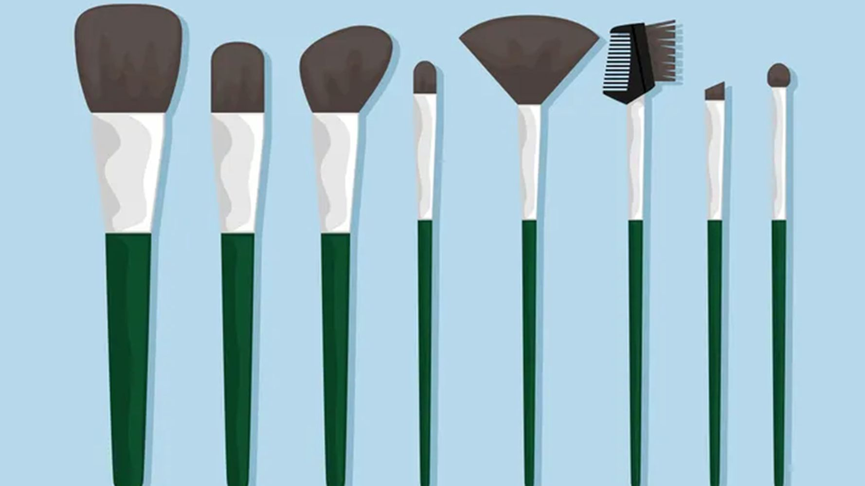 How To Clean Your Makeup Brushes – Trust Us, They Need It