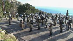 Νέες κινητοποιήσεις σε Λέσβο και Χίο: Συναγερμός στην ΕΛ.ΑΣ. για