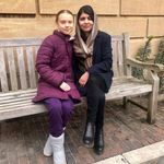 Greta And Malala Met In Person And The Internet Can't Get