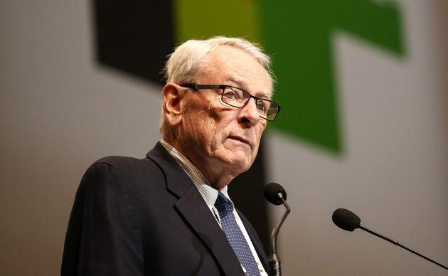 Richard Pounda été président de l'Agence mondiale antidopage de 1999 à
