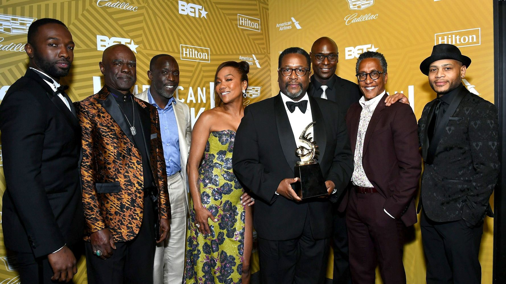 Westlake Legal Group 5e555110260000630cb5fb52 'The Wire' Honored With 'Classic TV' Award By American Black Film Festival