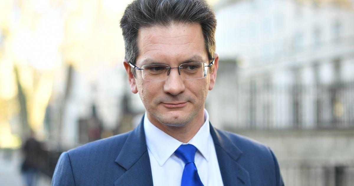 Steve Baker Quits As Chair Of Hardline Tory Brexit Group The ERG
