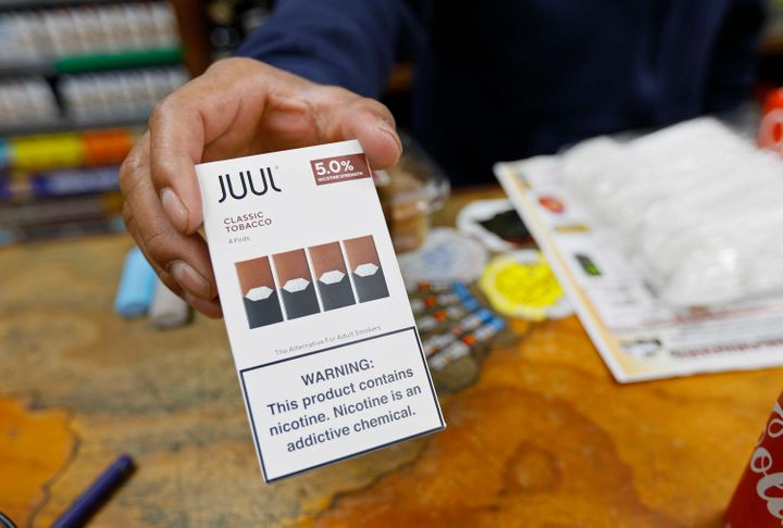 Westlake Legal Group 5e557360230000c80939c3dc Juul Faces Multistate Investigation Into Possible Marketing To Children