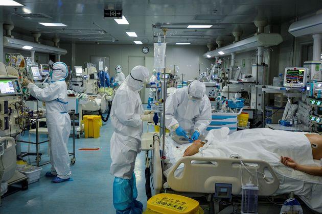 En Chine, de nombreux patients sont maintenant guéris du