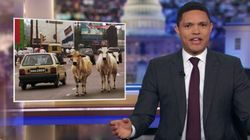 What Comedy Central India Cut Out Of Trevor Noah's Segment On Trump's India