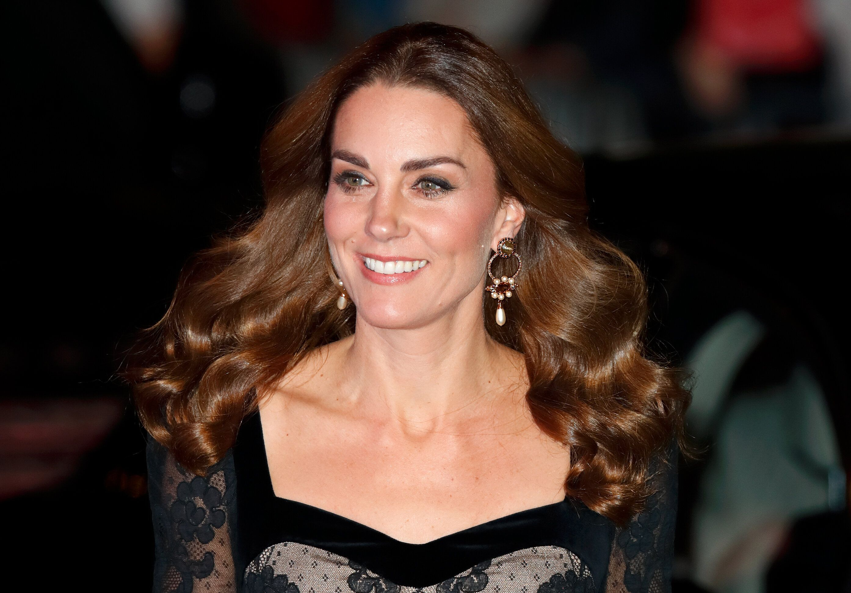 Kate Middleton Just Wore The Sparkliest Heels Ever