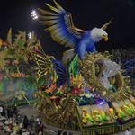 Águia de Ouro vence o Carnaval de São Paulo pela primeira