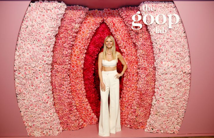 """Gwyneth Paltrow attends a """"Goop Lab"""" special screening in January."""
