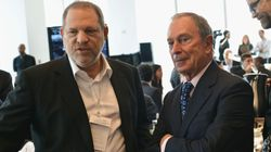 Harvey Weinstein Recorded A Robocall For Mike Bloomberg In