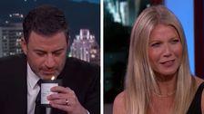 Jimmy Kimmel Zeigt, Was Gwyneth Paltrow ist