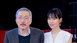 홍상수 김민희가 새 영화로 베를린영화제를 찾았다